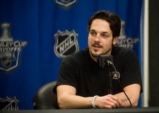 Danny Briere Stock Image