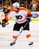 Danny Briere Philadelphia Flyers forward. Stock Images