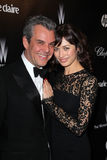Danny Huston, Olga Kurylenko Stock Photography