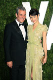 Danny Huston, Olga Kurylenko, Vanity Fair Royalty Free Stock Images