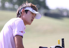 Danny Lee au Français de golf ouvrent 2010 Photographie stock
