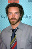 Danny Masterson Royalty Free Stock Photography