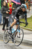 Danny Pate of Team Sky Stock Image