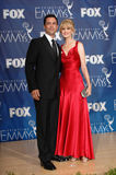 Danny Pino,Kathryn Morris Stock Photos