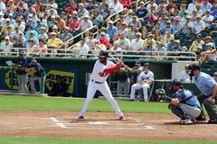 Danny Santana of the Minnesota Twins Stock Photography
