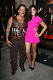 Danny Trejo,Electra Avellan Stock Photo