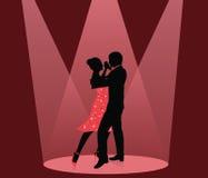 Dans. Royalty-vrije Stock Fotografie