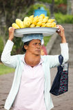2012 dans Bali, †de BALI «17 octobre : Femmes non identifiées Ca de village Photos libres de droits