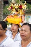2012 dans Bali, †de BALI «17 octobre : Femmes non identifiées Ca de village Photographie stock libre de droits