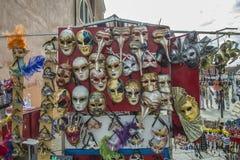 Dans Burano Image libre de droits