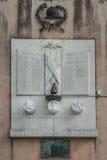 Dans Burano Photographie stock libre de droits