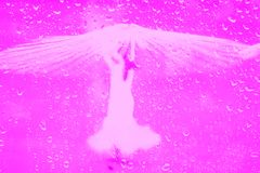 Dans in de droom Stock Afbeelding