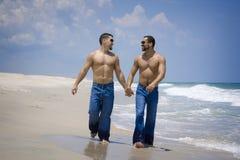 Dans des jeans Photo libre de droits