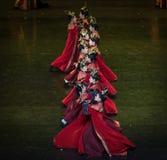 Dans för domstol för geigermätaredans 10-Classical arkivbild