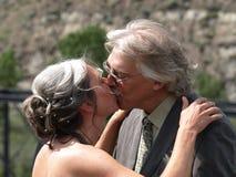 Dans l'amour. Photo libre de droits