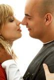 Dans l'amour #2 Image stock