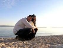 Dans l'amour 3 Photos stock