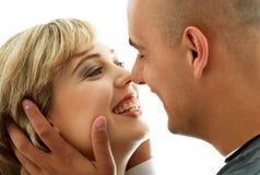 Dans l'amour #3 Photographie stock libre de droits