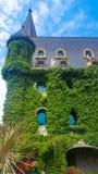 Dans l'amour avec le vent, le château de Ravadinovo - la Bulgarie Photos stock