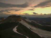 Dans l'Arctique Photos libres de droits