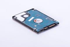 2,5 dans l'unité de disque dur Images libres de droits