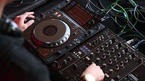 Dans la cabine du DJ clips vidéos