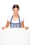 Dans la cuisine Photo libre de droits