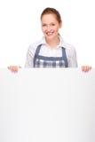 Dans la cuisine Photos stock