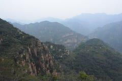 Dans la montagne Images libres de droits