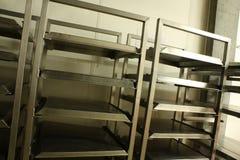 Dans la morgue Photographie stock libre de droits