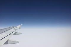 Dans le ciel Photographie stock libre de droits