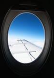 Dans le ciel Photo libre de droits