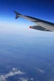 Dans le ciel (supérieur) Photo libre de droits
