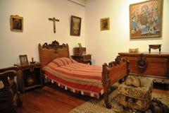 Dans le musée La Paz de ville Photo libre de droits