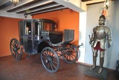 Dans le musée La Paz de ville Image libre de droits