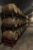 Dans les flancs il y a un cognac Photographie stock libre de droits