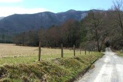 Dans les montagnes Photos libres de droits