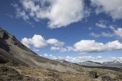 Dans les montagnes Photo libre de droits