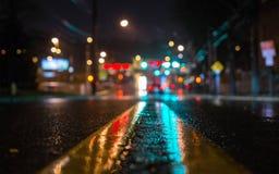 Dans les rues Photo stock