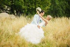 Dans op het open gebied Royalty-vrije Stock Fotografie