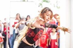 dans som är klar till Royaltyfri Foto