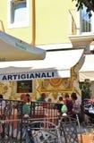 Dans Taormina images libres de droits