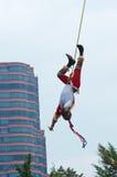 Dans van de Vliegers in Mexico-City Stock Afbeelding