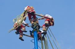Dans van de Vliegers in Mexico-City Royalty-vrije Stock Fotografie