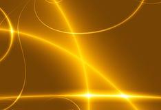 Dans van Lichten Stock Afbeelding