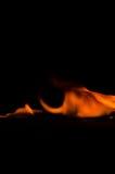 Dansa brand 2 Fotografering för Bildbyråer