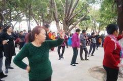 Dansa fritids- aktiviteter Royaltyfri Fotografi