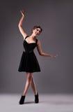 Dansa förälskelse Arkivfoto