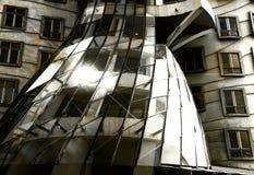 Dansa huset arkivfoto