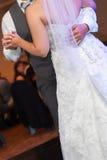 dansa klänning Arkivbild